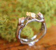 物語から生まれた婚約指輪