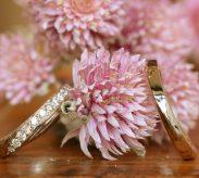 リバーシブルの結婚指輪