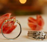 『好きな物』がテーマの結婚指輪