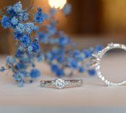 譲り受けた婚約指輪のリフォーム