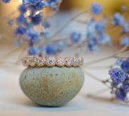 結婚10周年に贈る特別なリング