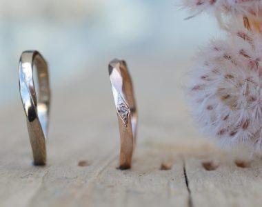2人で作る結婚指輪