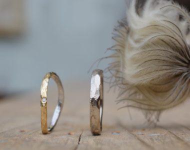 手作り結婚指輪指輪ワークショップ