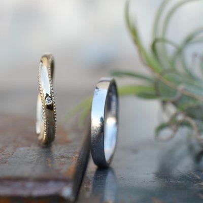フルオーダーマリッジリング