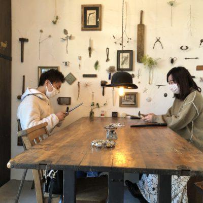 手作り結婚指輪【体験】