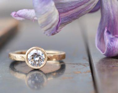 1ctダイヤモンドのリフォーム