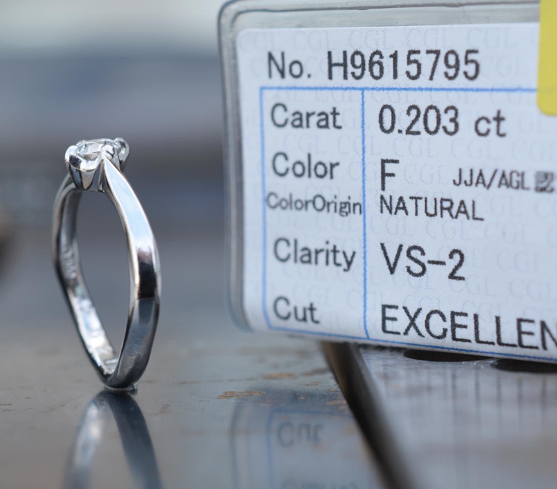 手作り婚約指輪ワークショップ
