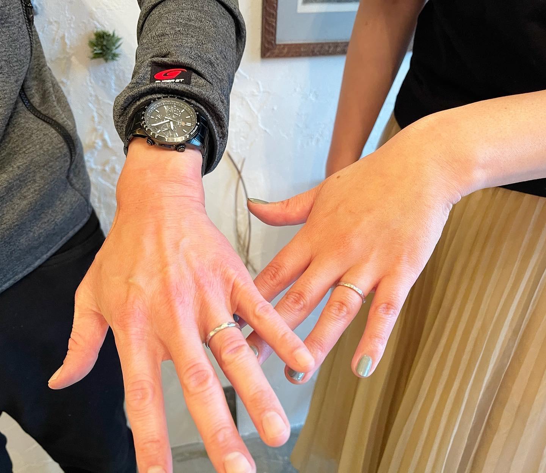 手作り結婚指輪ワークショップ