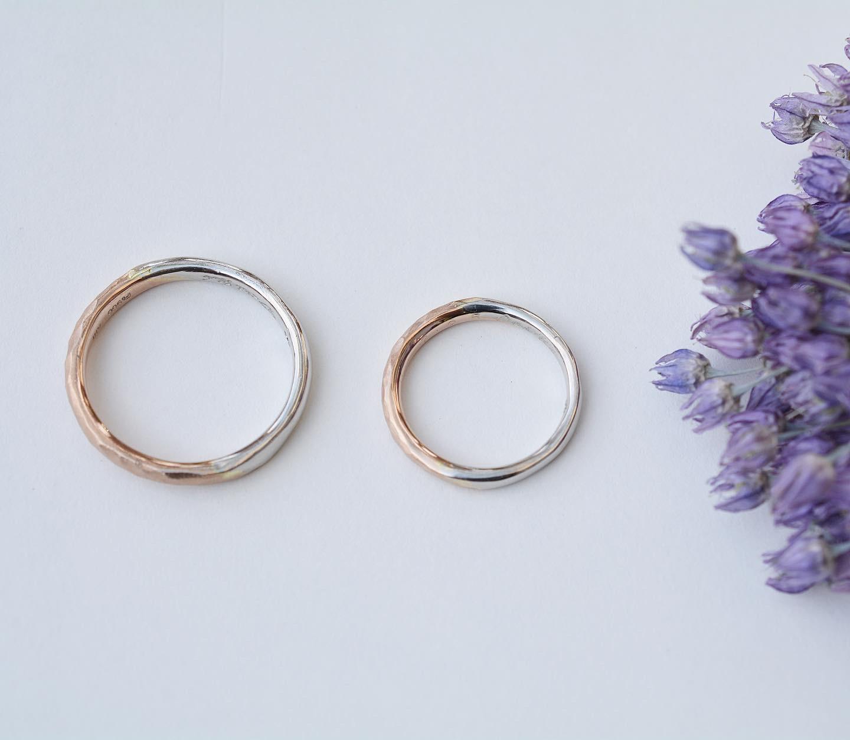 2人で作る結婚指輪ワークショップ