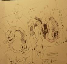 DITO in PURSUIT-デザイン画